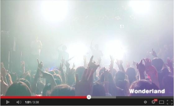 アトヨンの制作実績(A.F.R.O 様「ライブレコーディング+5カメ映像収録」)
