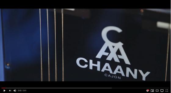 """アトヨンの制作実績(CHAANY様 カホン用マイクCHMP-1″cuerno""""紹介動画)"""